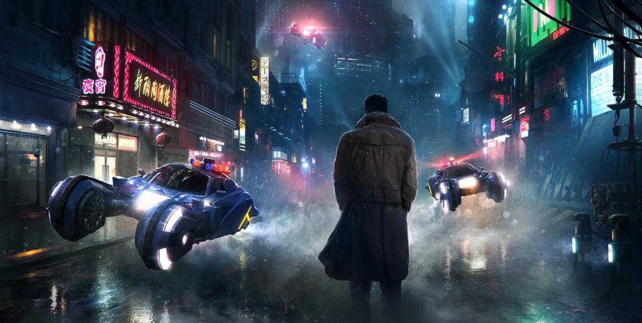 Blade Runner Landscape