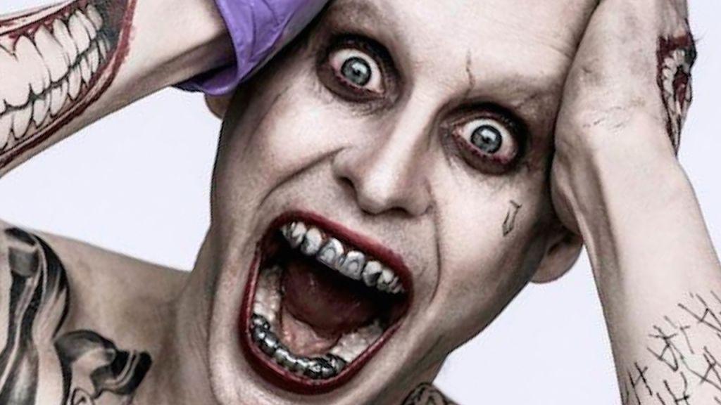 Joker Tattoo Hidden Messages