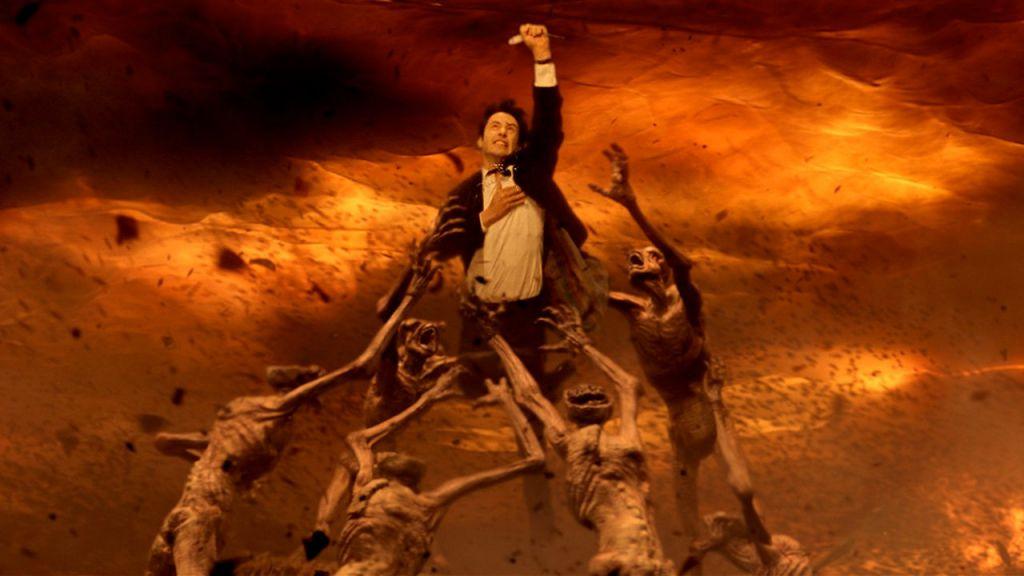 Keanu Reeves Constantine DC