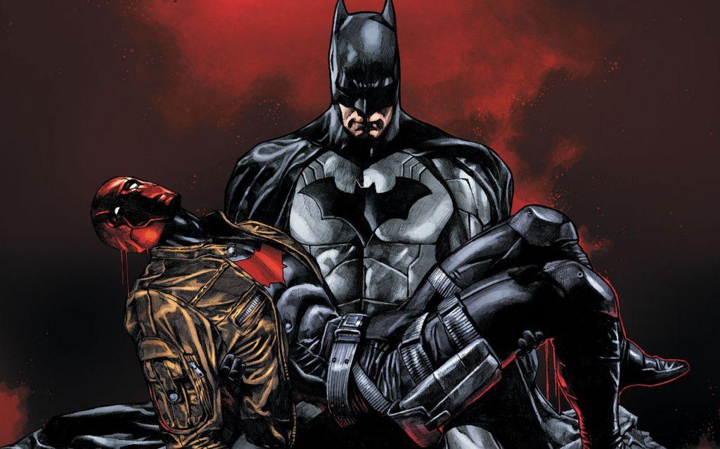 Red Hood and Batman