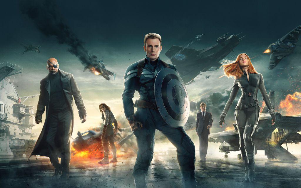 Captain America: Winter Soldier
