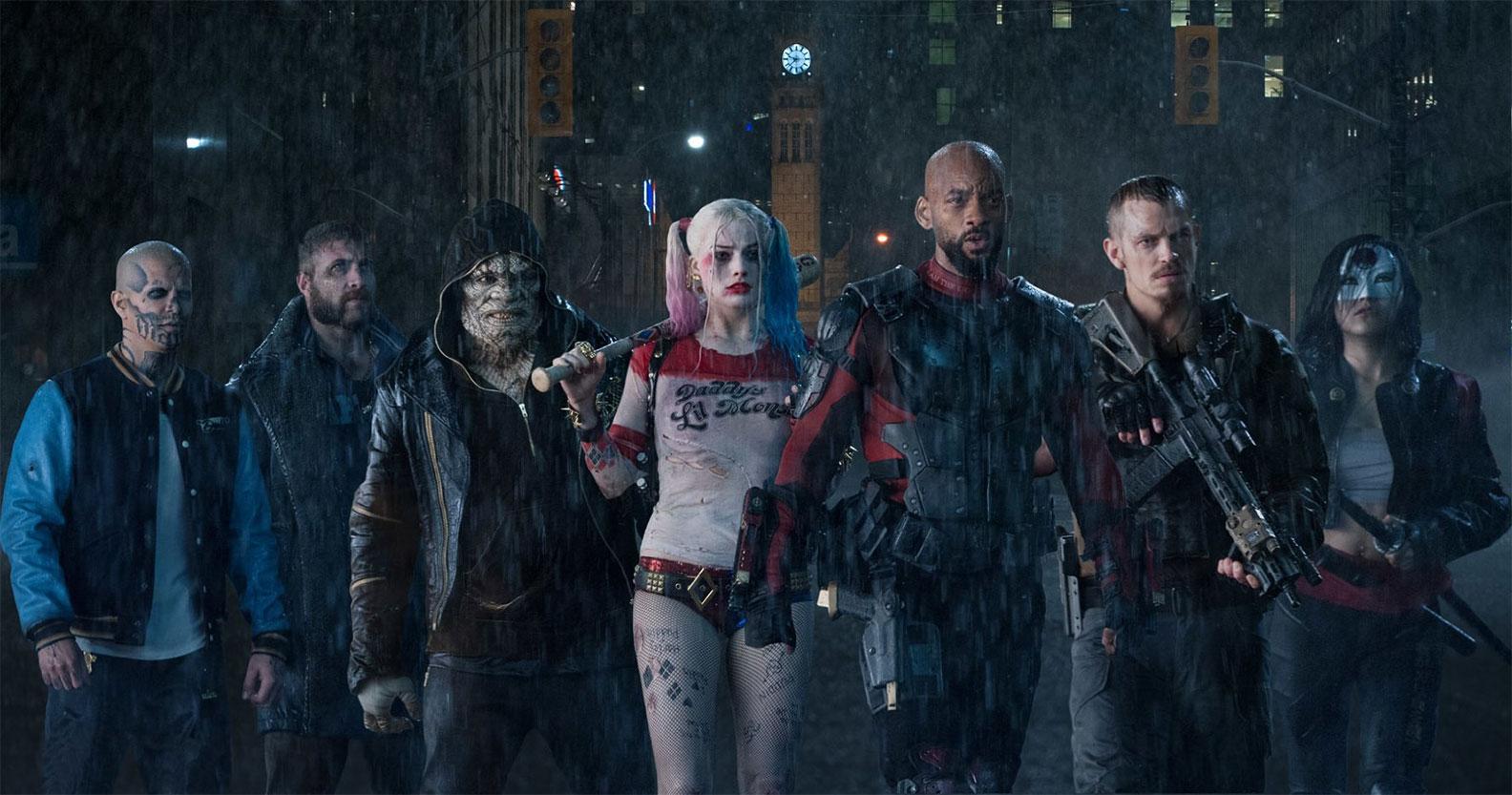 Suicide Squad Team