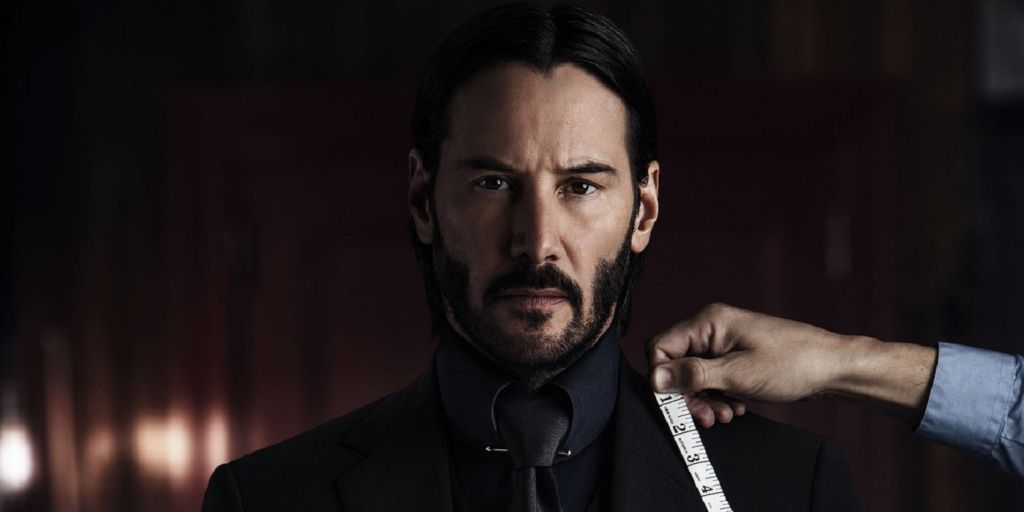 John Wick Chapter 2 Poster Cropped