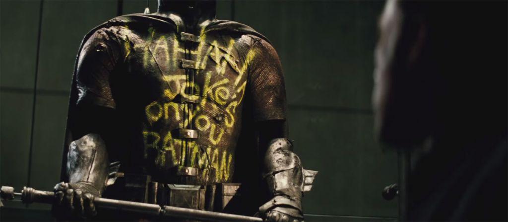 Robin Suit in Batman v Superman