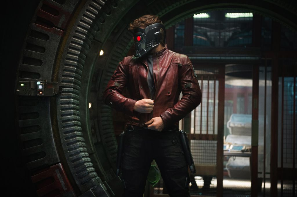 Guardians of the Galaxy Star Lord