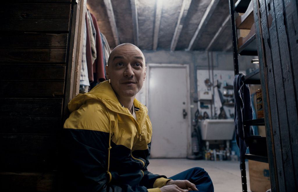 James McAvoy in Split