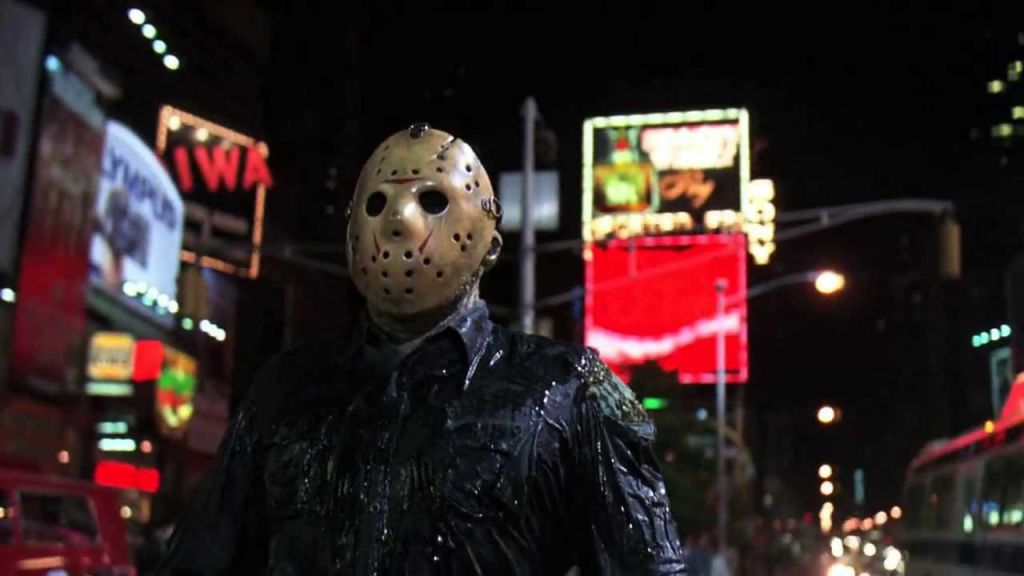 Friday the 13th: Jason Takes Manhattan