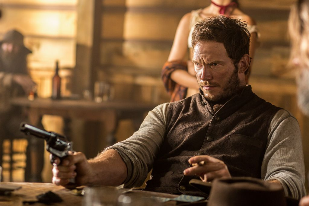 Chris Pratt in Magnificent Seven
