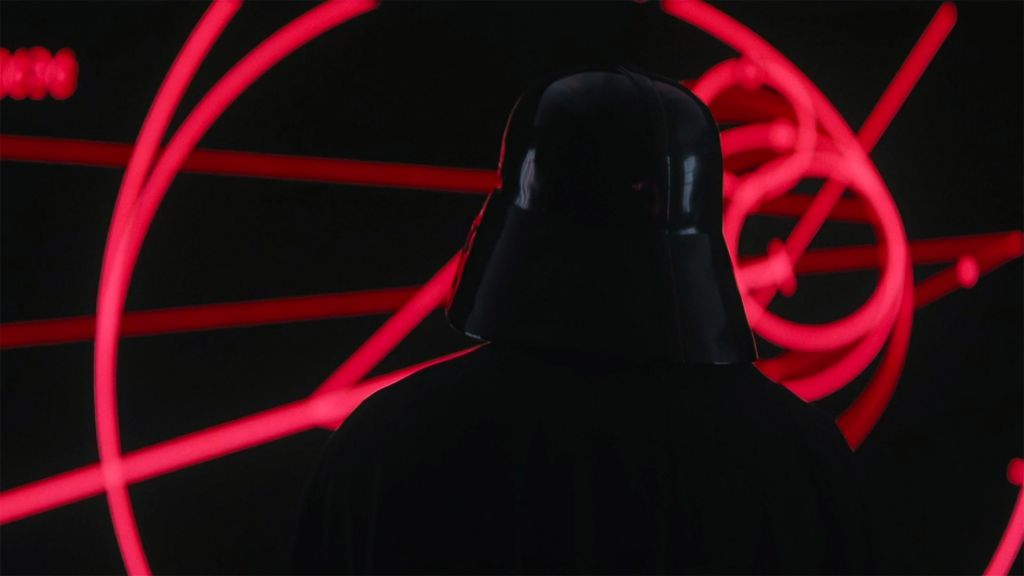 Rogue One Trailer Darth Vader