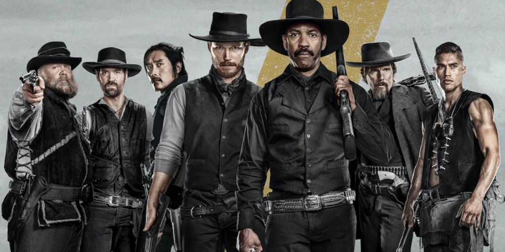 The Magnificent Seven Wallpaper