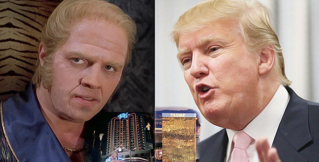 Donald Trump Biff Tannen