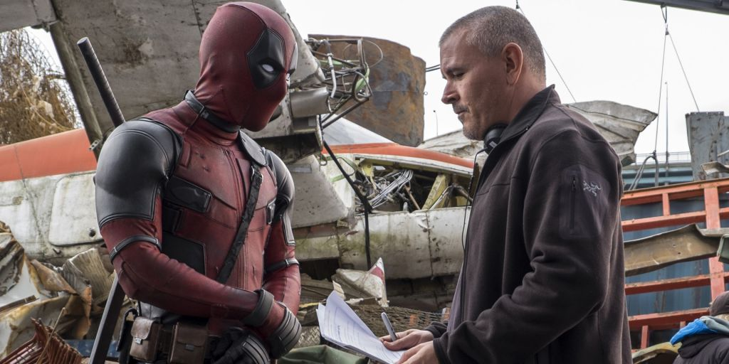 Tim Miller Directing Deadpool