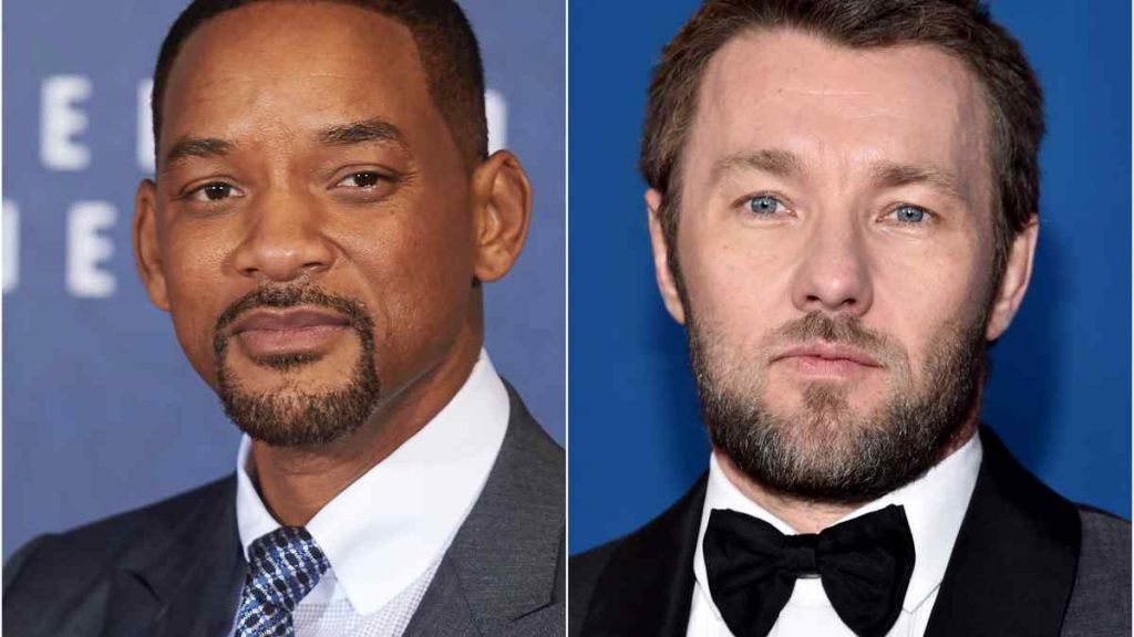 Will Smith and Joel Edgerton