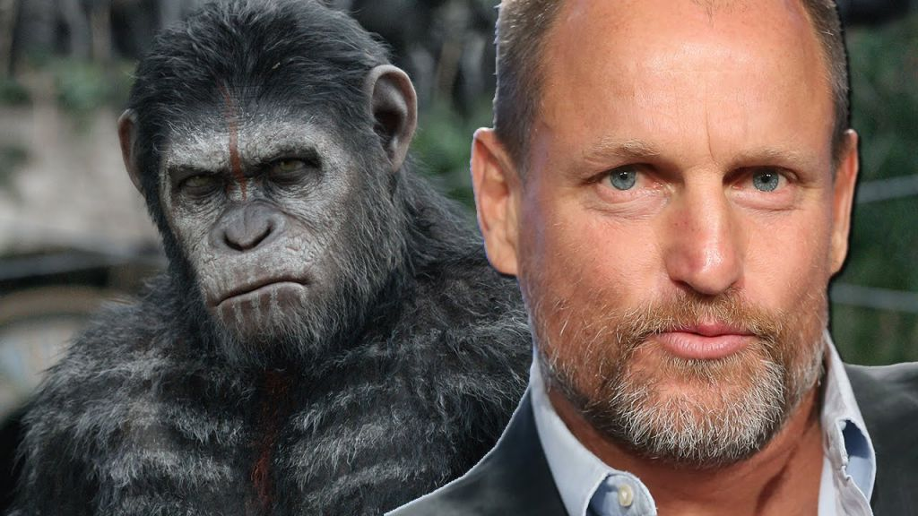 Woody Harrelson for War for the Planet of the Apes