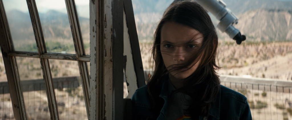 X-23 Laura Kinney in Logan