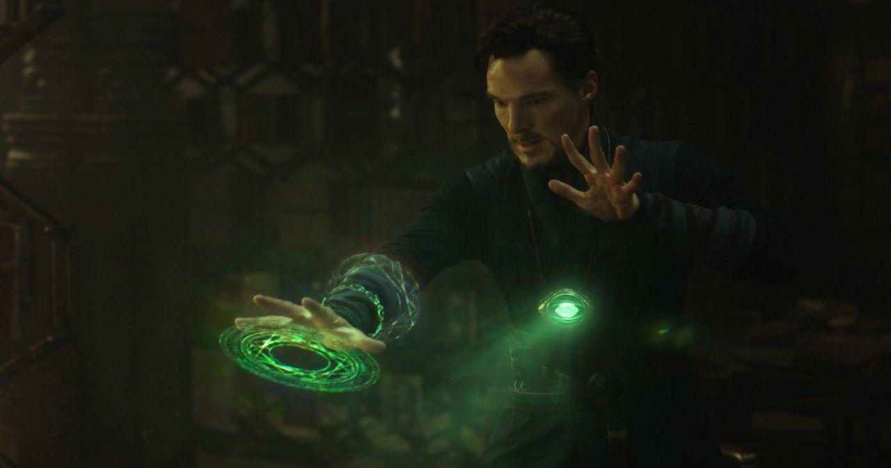 Doctor Strange End Credits