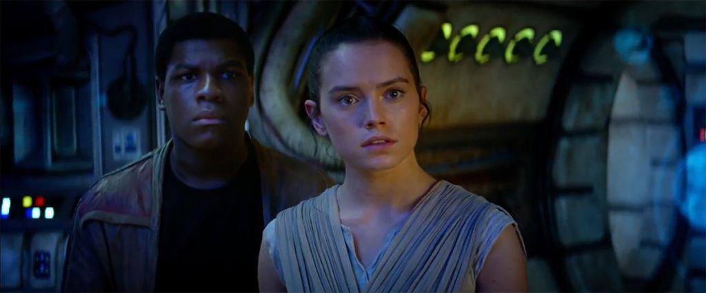 Star Wars: The Force Awakens Rey