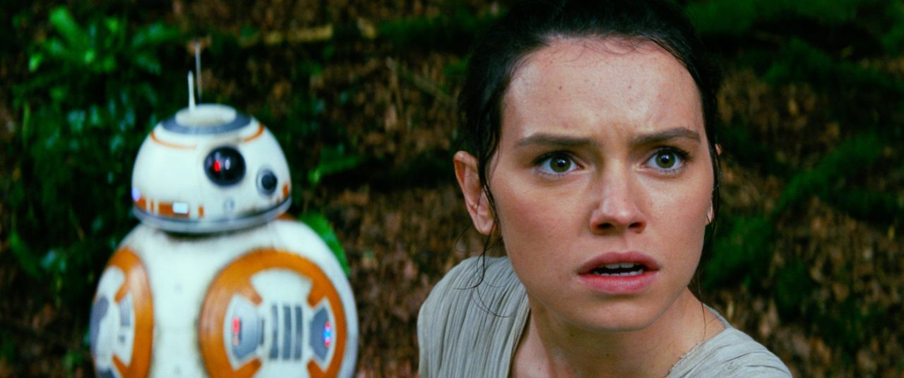 Force Awakens Rey's Parentage