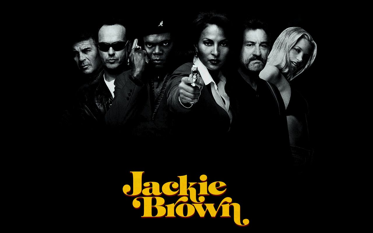 Jackie Brown Wallpaper