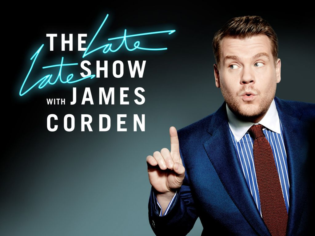 James Corden Late Late Show