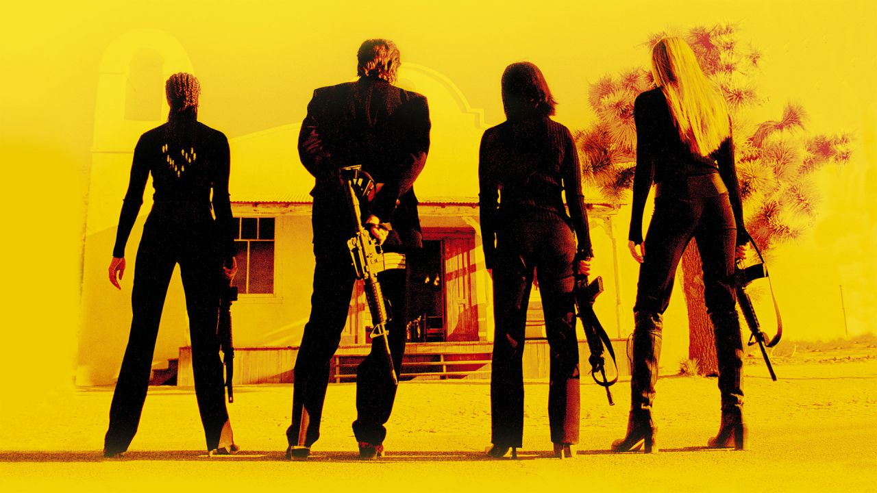 Kill Bill Volume II Wallpaper