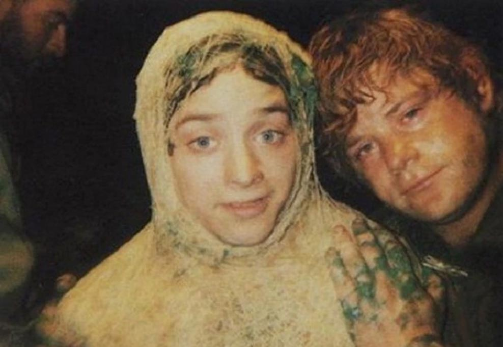 Lord of the Rings: Return of the King BTS