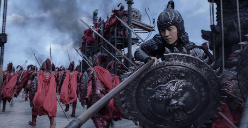 The Great Wall Lu Han