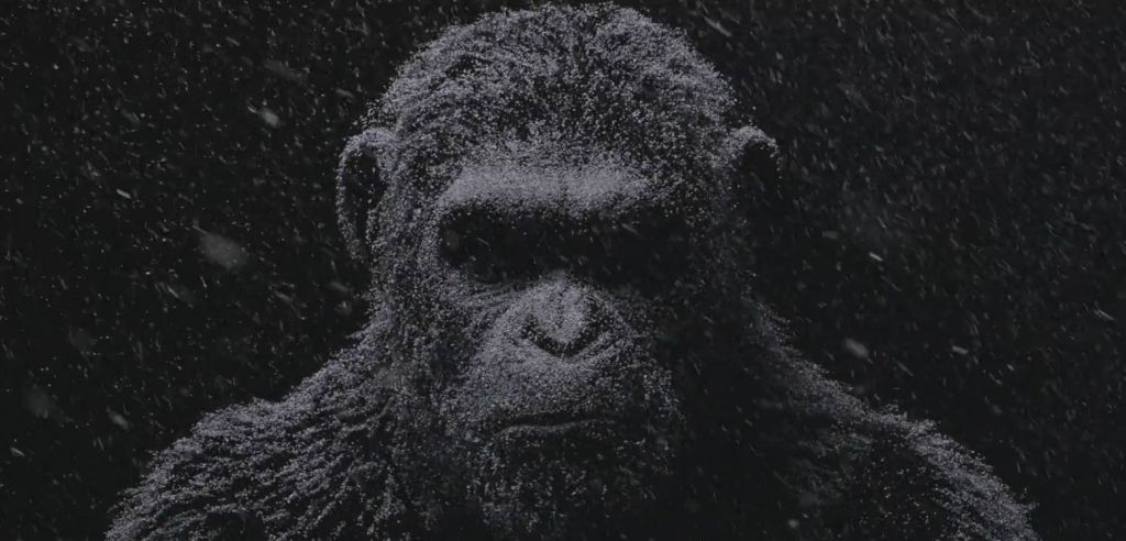 War for the Planet of the Apes Teaser Trailer Screencap