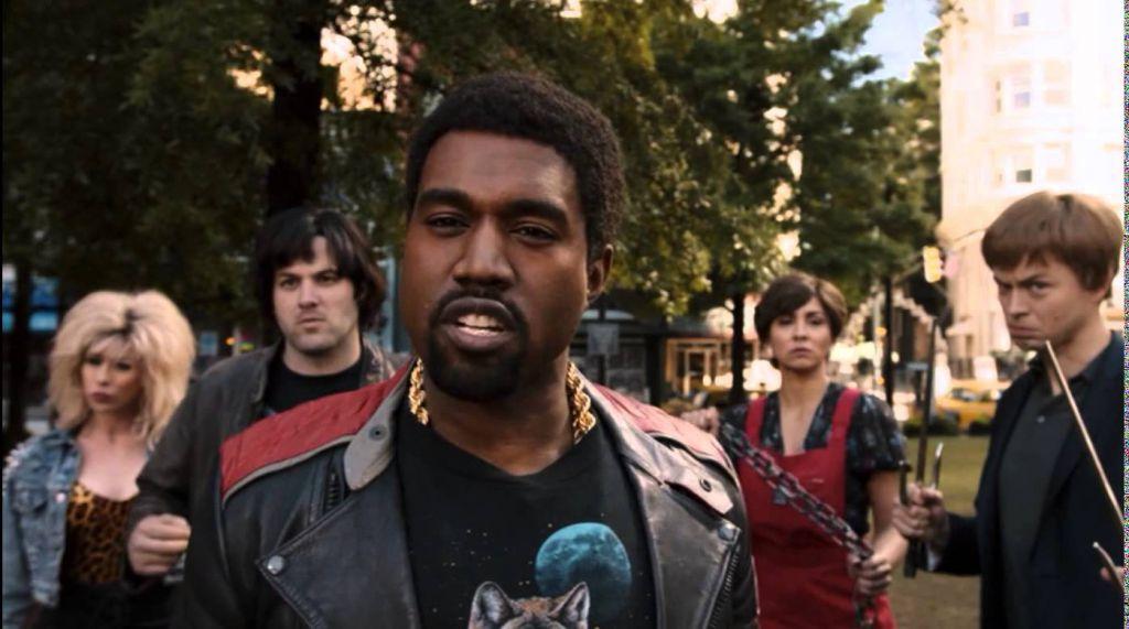 Kanye West Anchorman 2