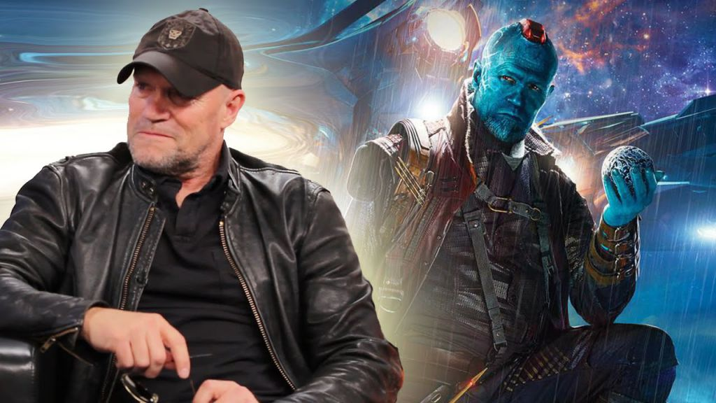Michael Rooker Guardians of the Galaxy