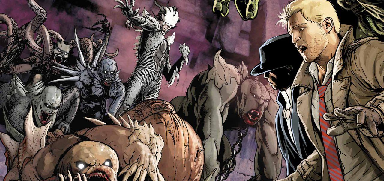 Justice League Dark Comic