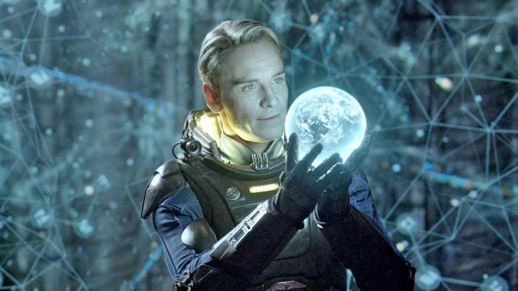 Michael Fassbender Alien