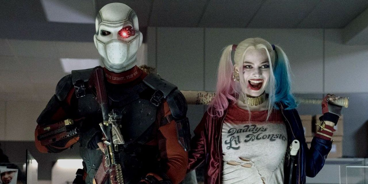 Deadshot and Harley Quinn in Suicide Squad Spinoff