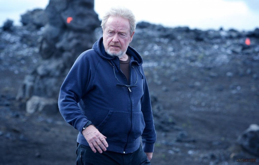 Ridley Scott Alien Director