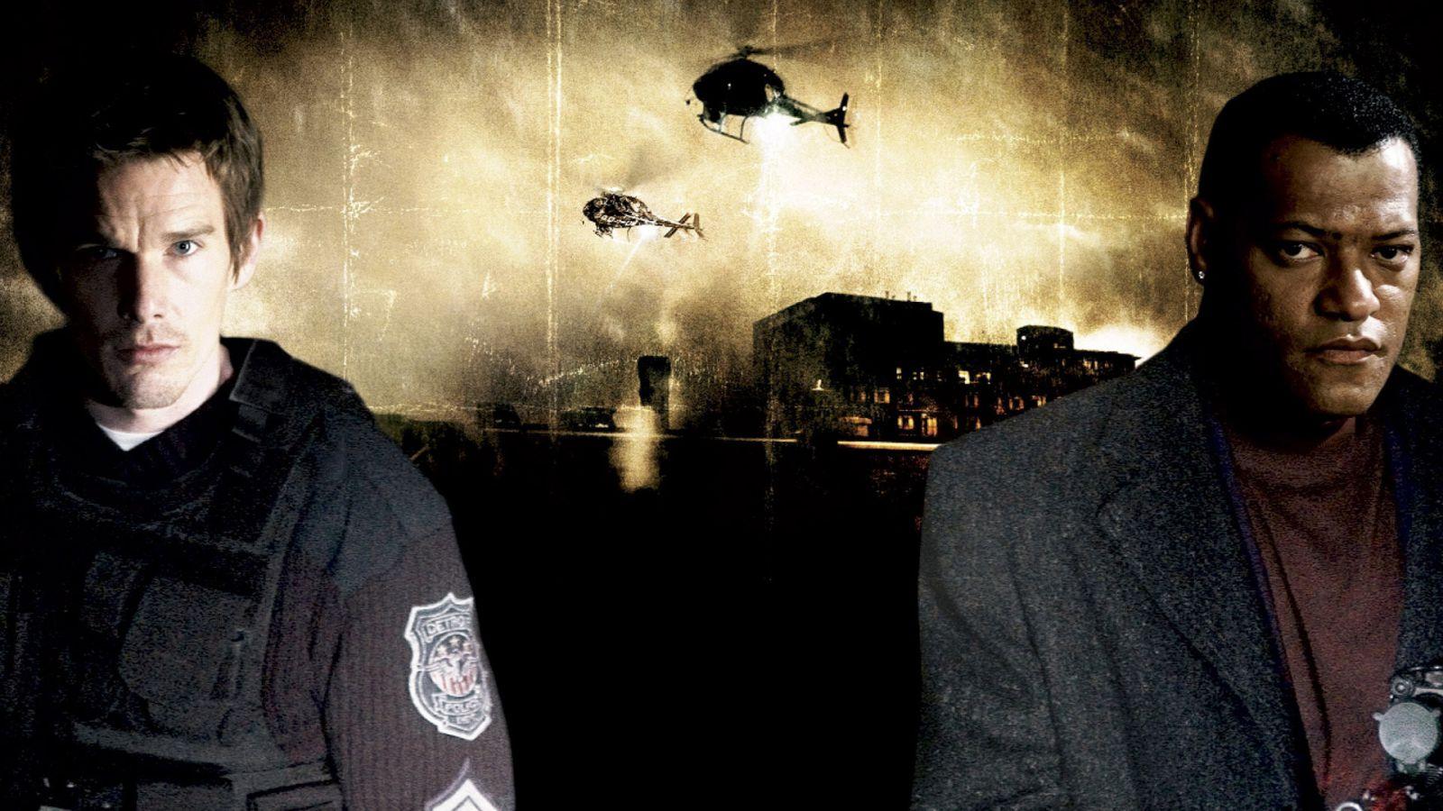 Assault on Precinct 13 Wallpaper