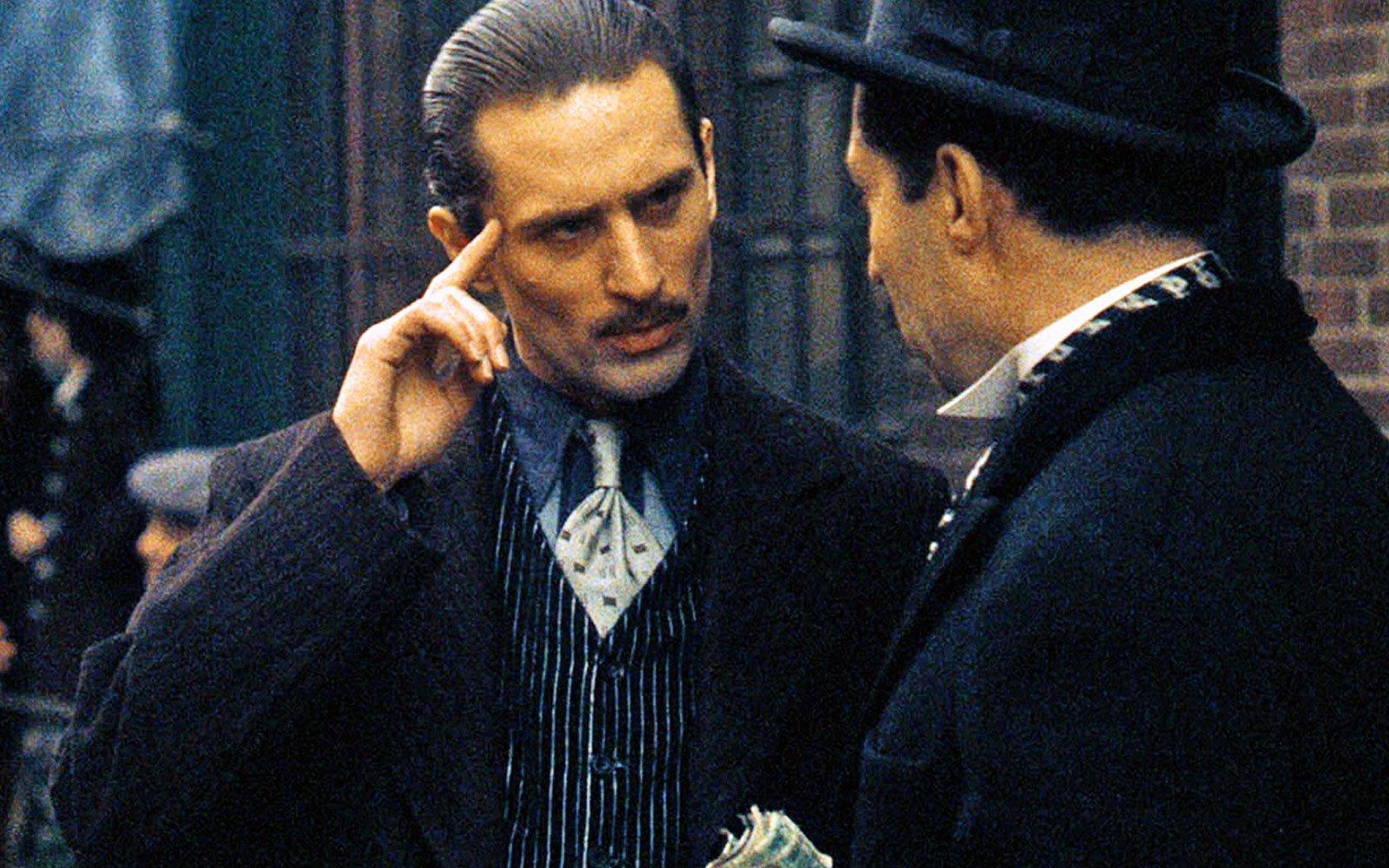 Роберт Де Ниро (Robert De Niro) фото, биография, личная ...