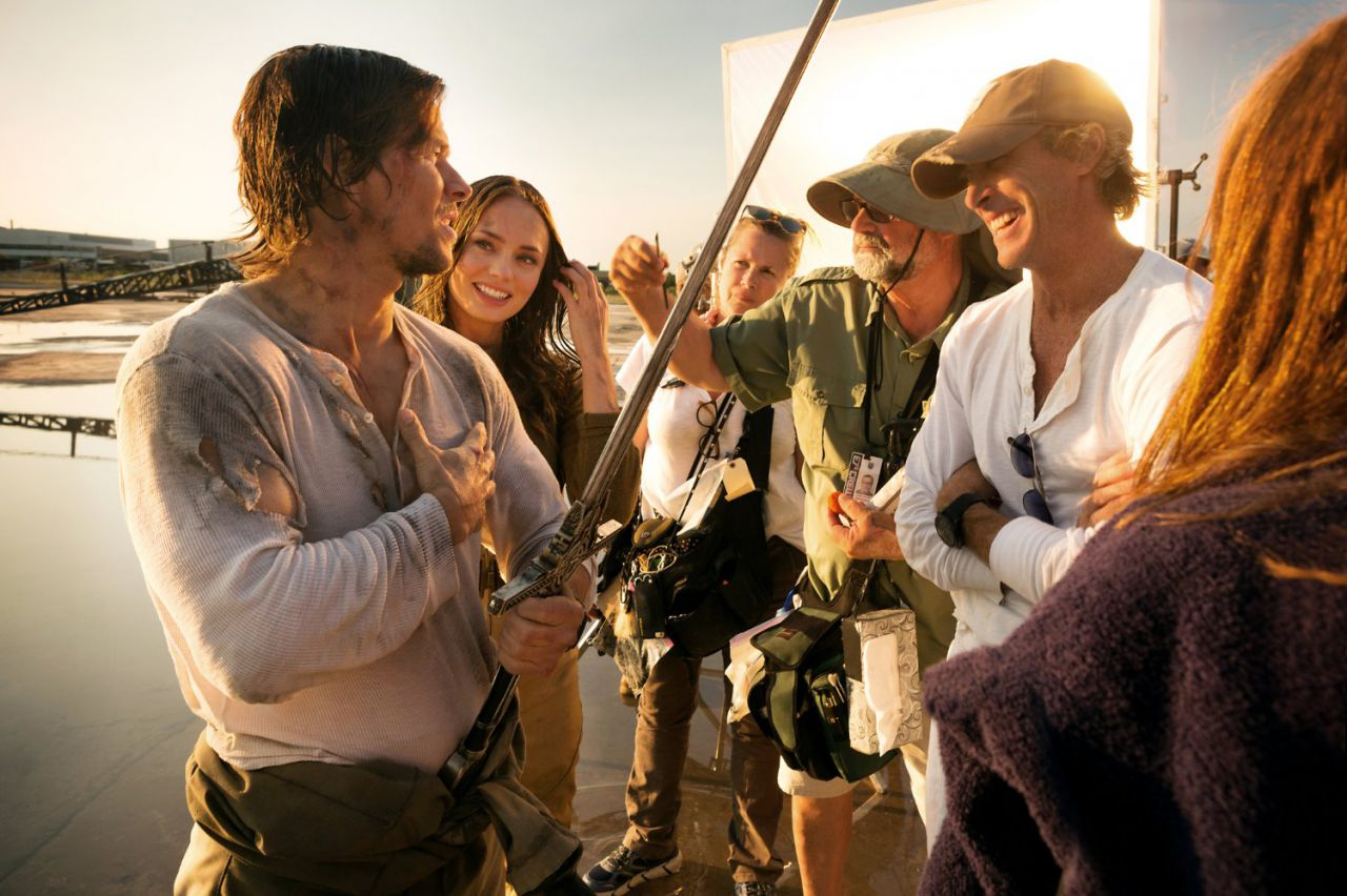 Michael Bay on Transformers: The Last Knight Set