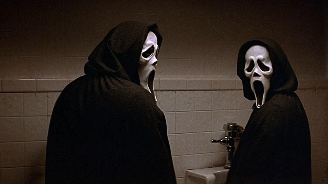 Scream Bathroom