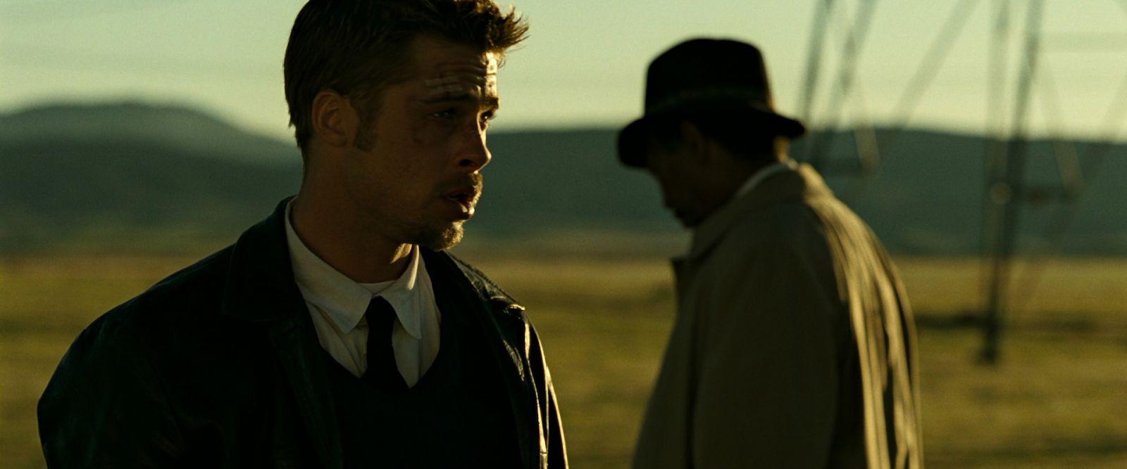 Seven Brad Pitt
