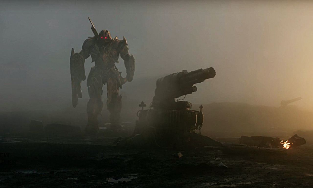 Transformers: The Last Night Trailer
