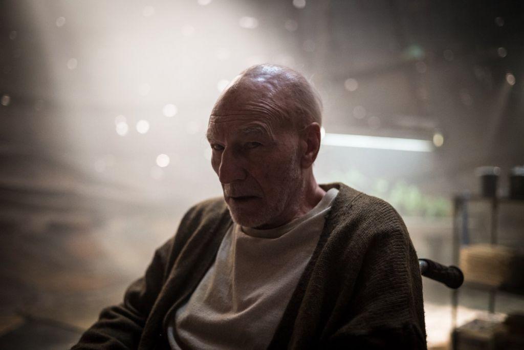 Charles Xavier in Logan