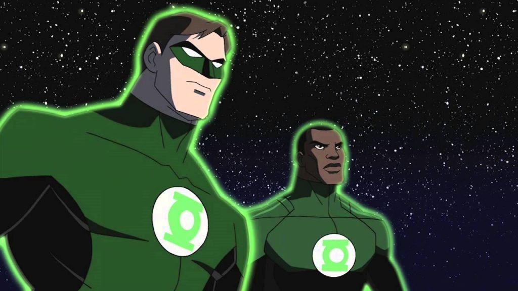 Green Lantern Corps John Stewart
