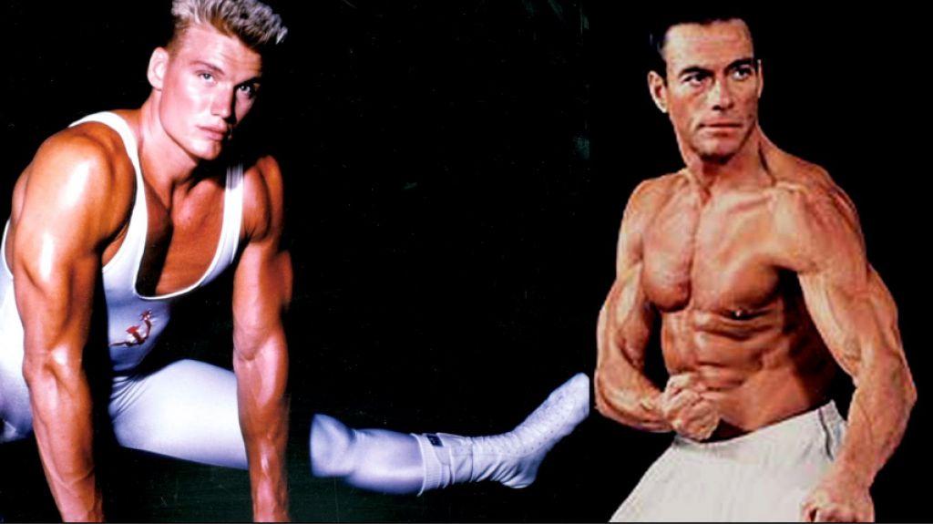 Dolph Lundgren Jean Claude Van Damme