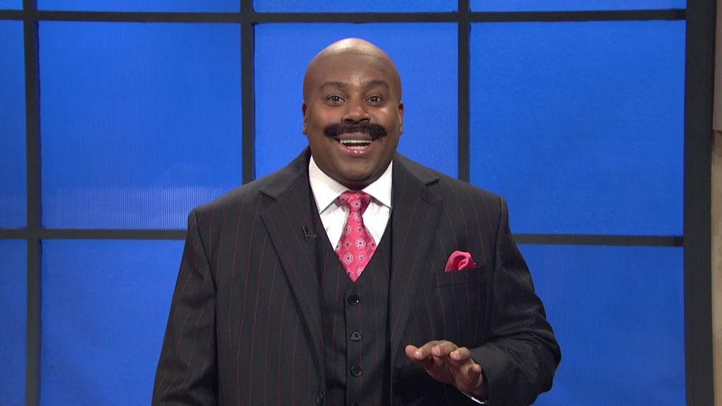 Kenan Thompson Steve Harvey SNL