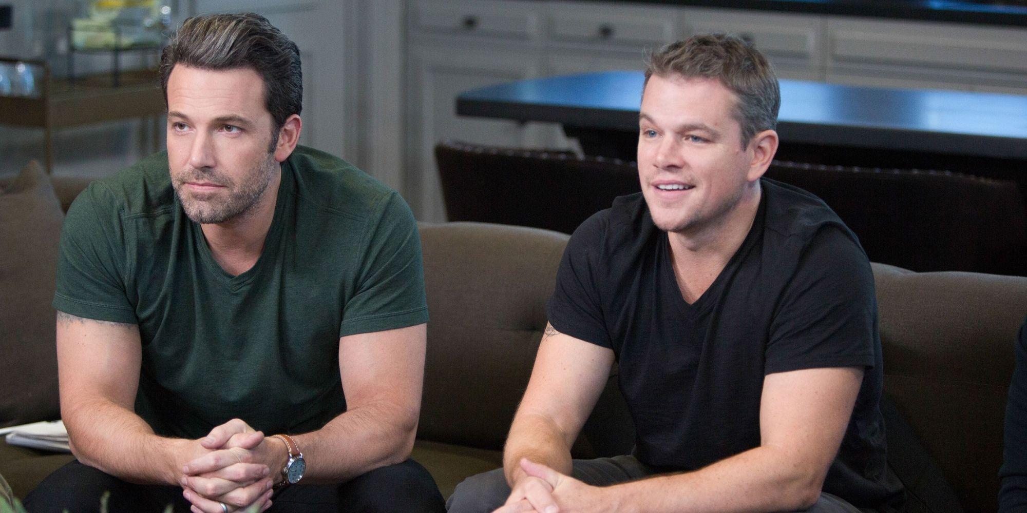 Matt Damon Discusses Working Under A Ben Affleck-Directed Film
