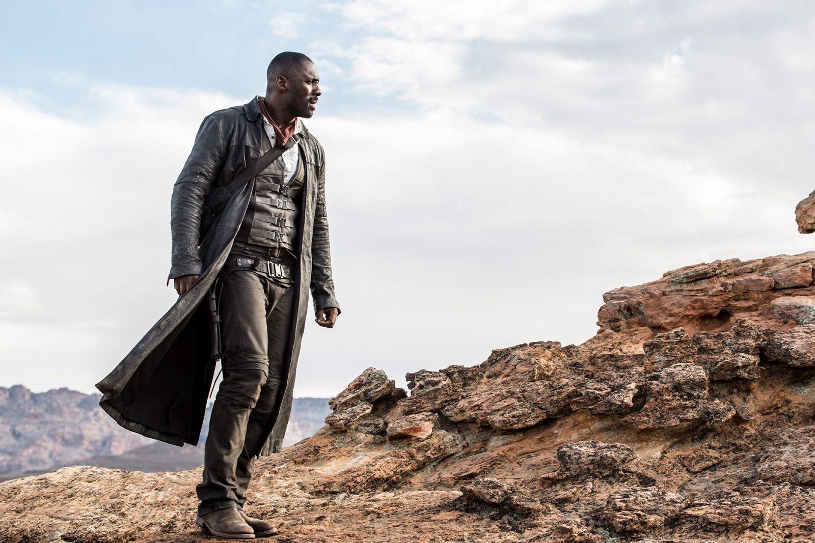 Idris Elba in The Dark Tower