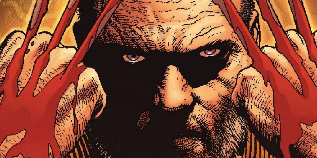 Old Man Logan Wolverine