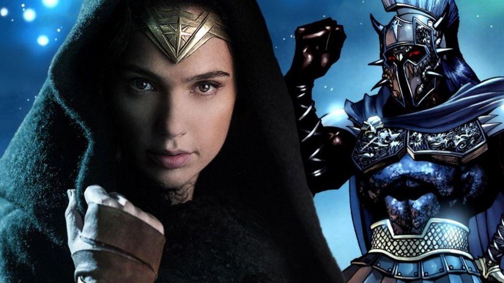 Ares Wonder Woman