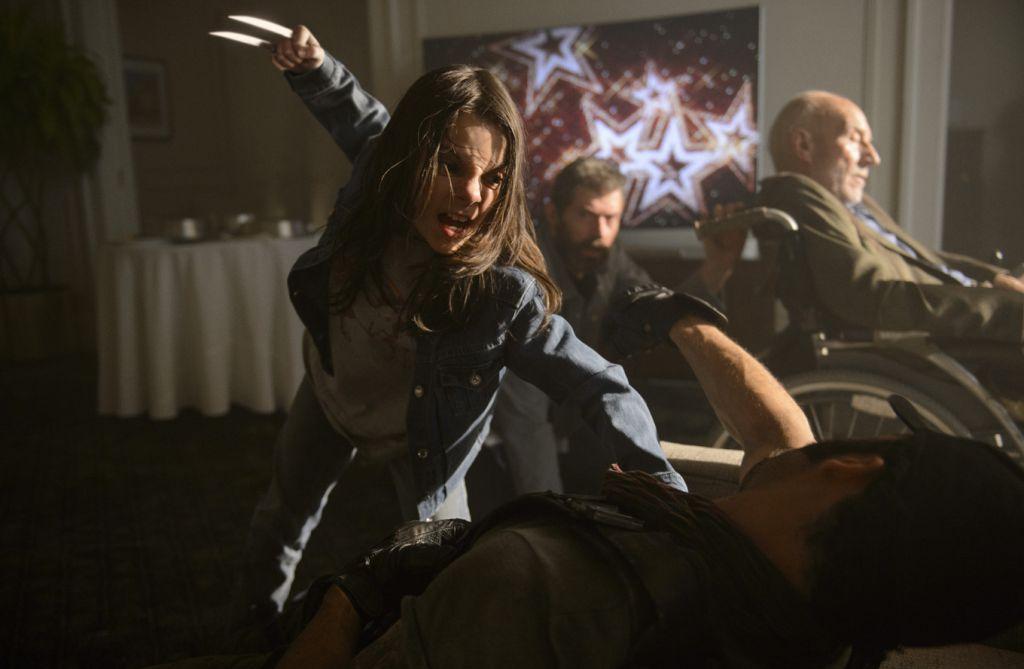 Dafne Keen as Laura X-23
