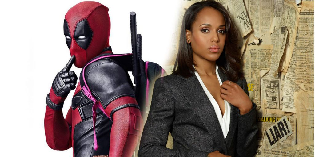 Kerry Washington Deadpool 2